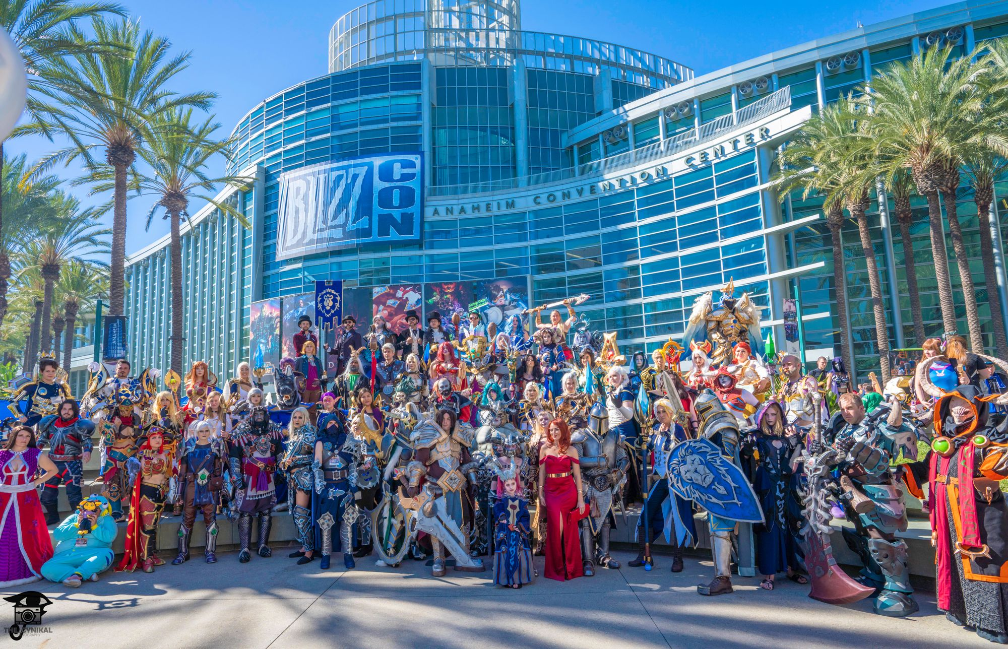 Blizzcon 2018 cosplayers
