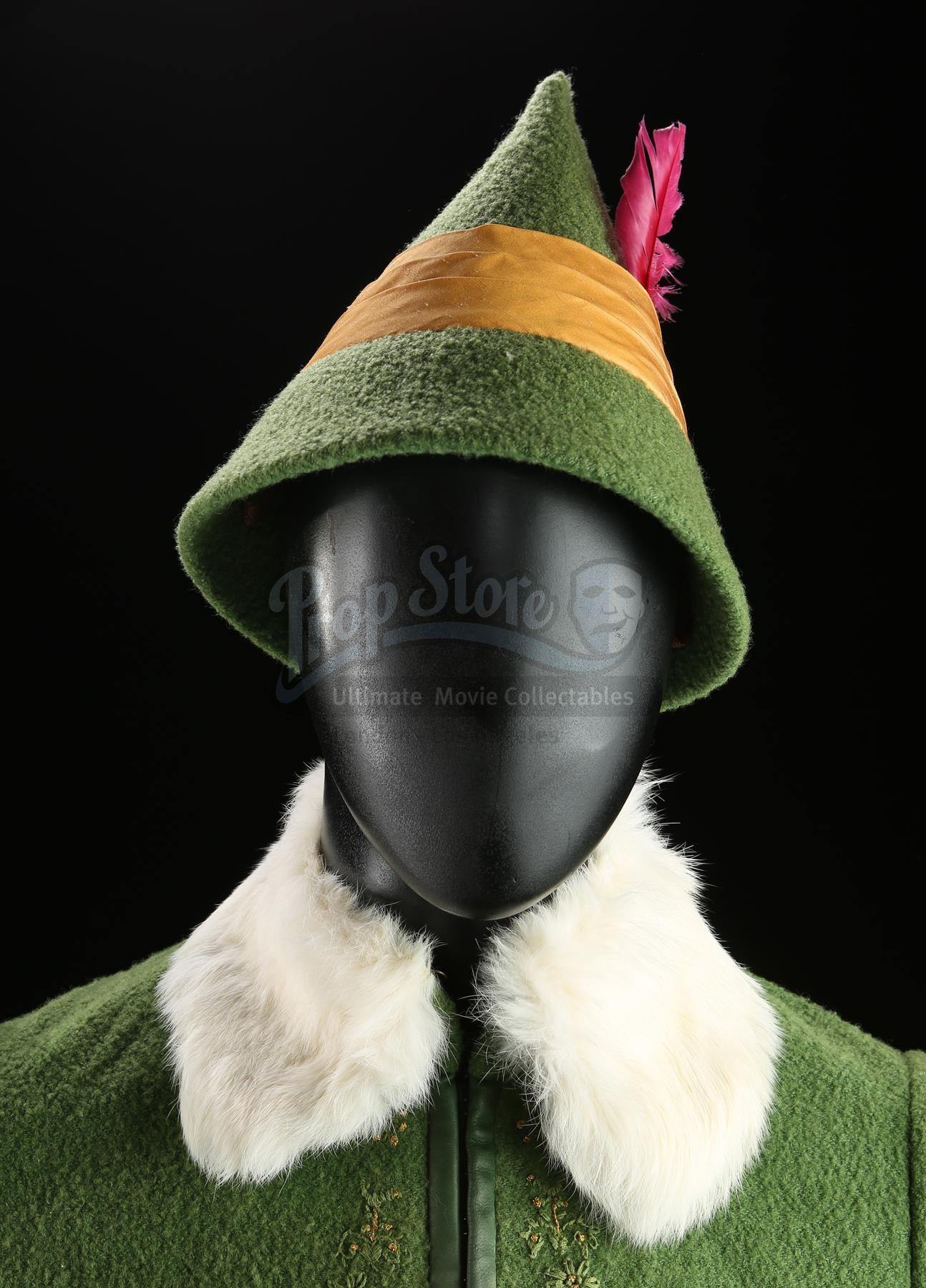 Buddy's (Will Ferrell) Costume Elf (2003)
