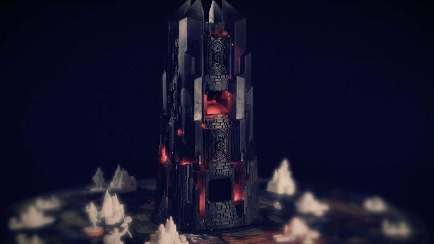 Dark Tower by Milton Bradley