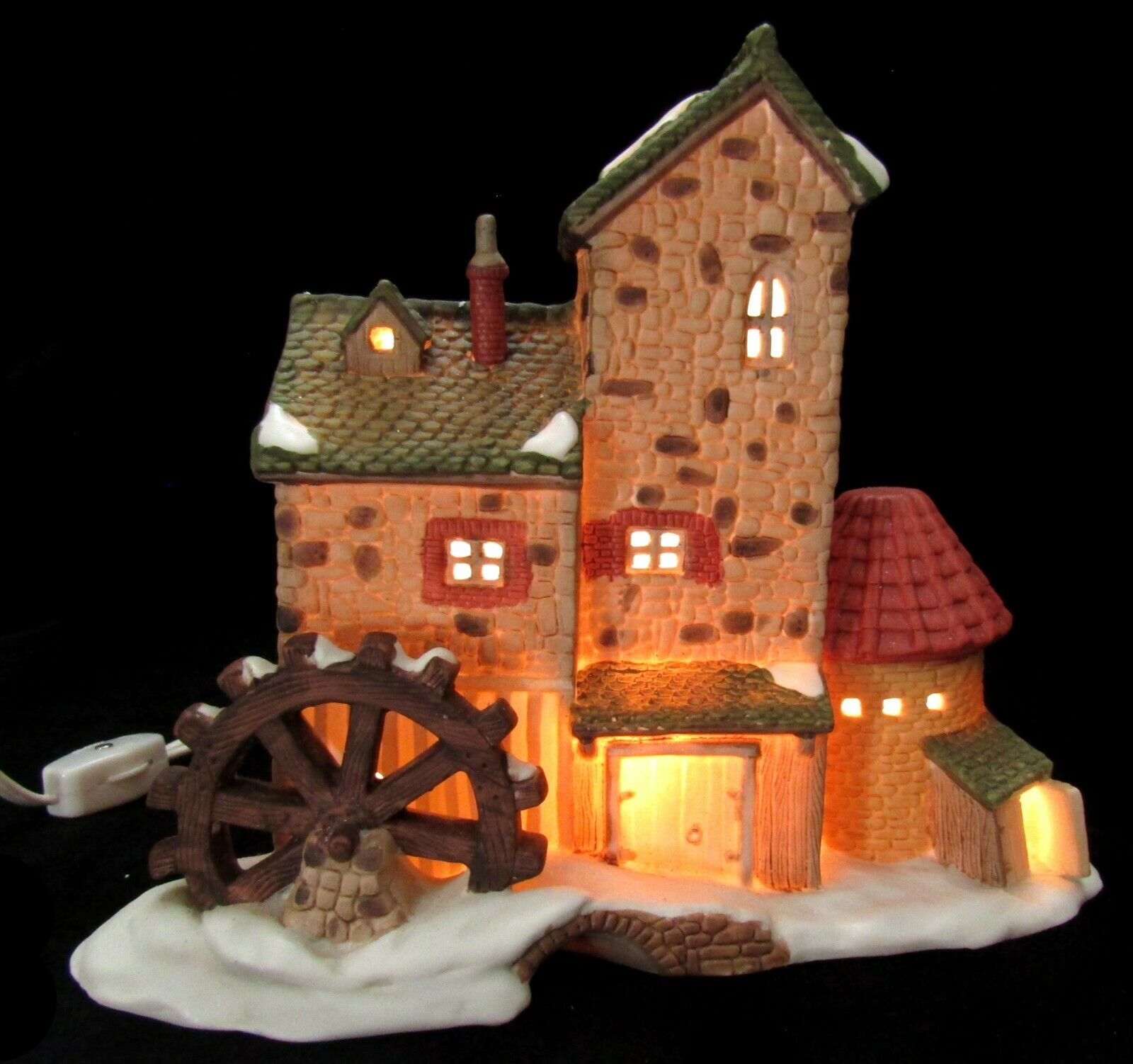 "Department 56 ""Dickens Village Mill"""