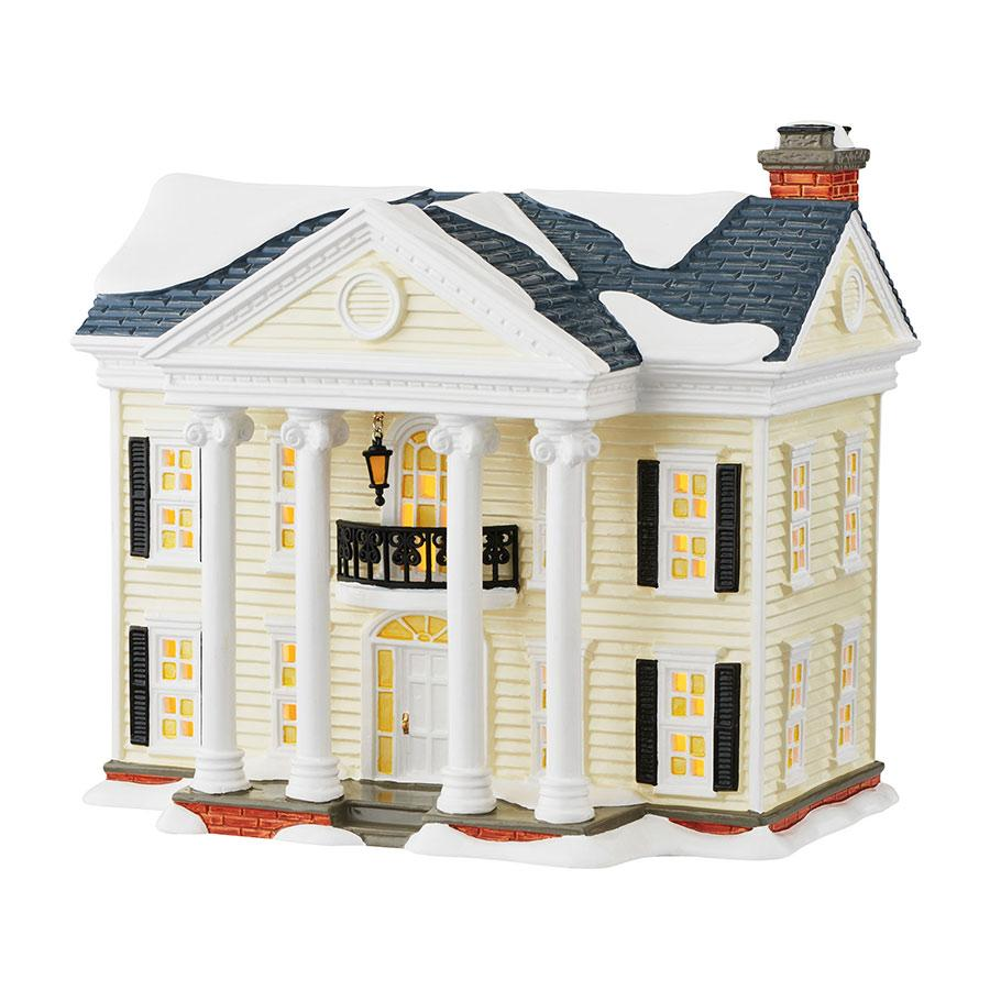 "Department 56 Snow Village ""Boss Shirley's House"""