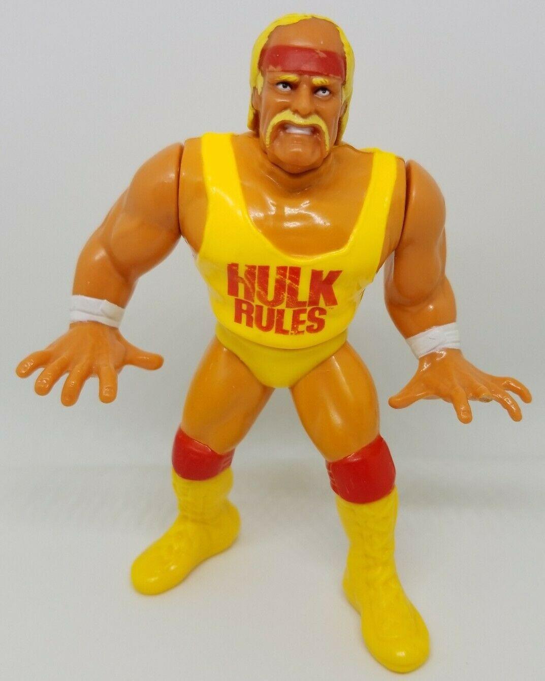 Hasbro WWF Hulk Hogan