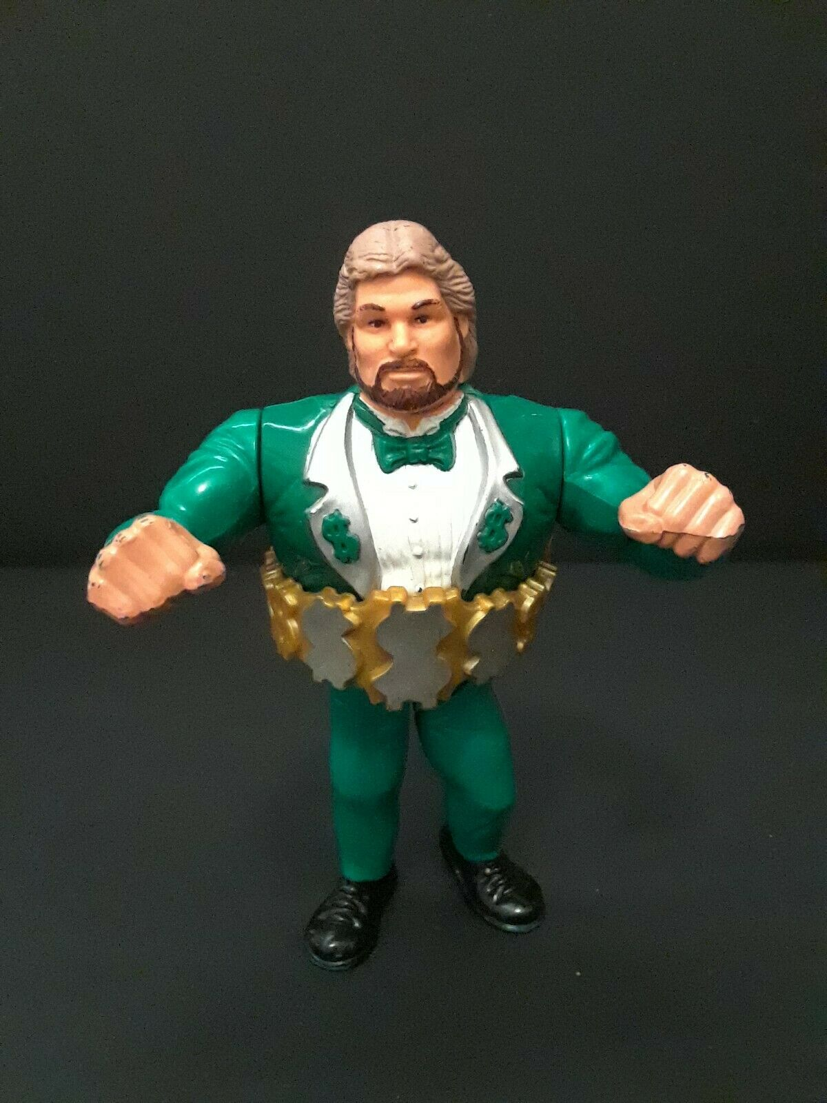 Hasbro WWF Million Dollar Man