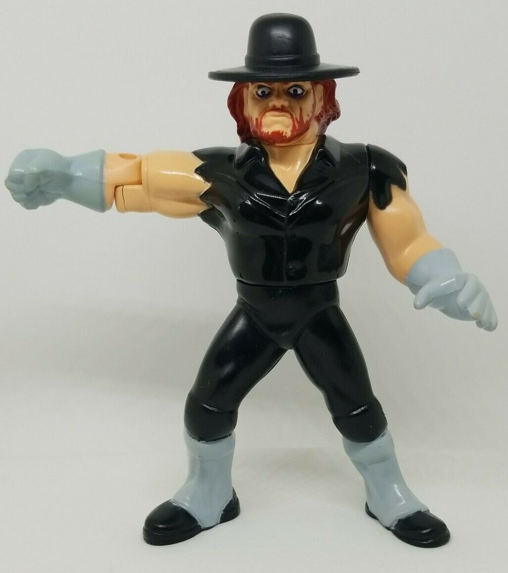 Hasbro WWF The Undertaker