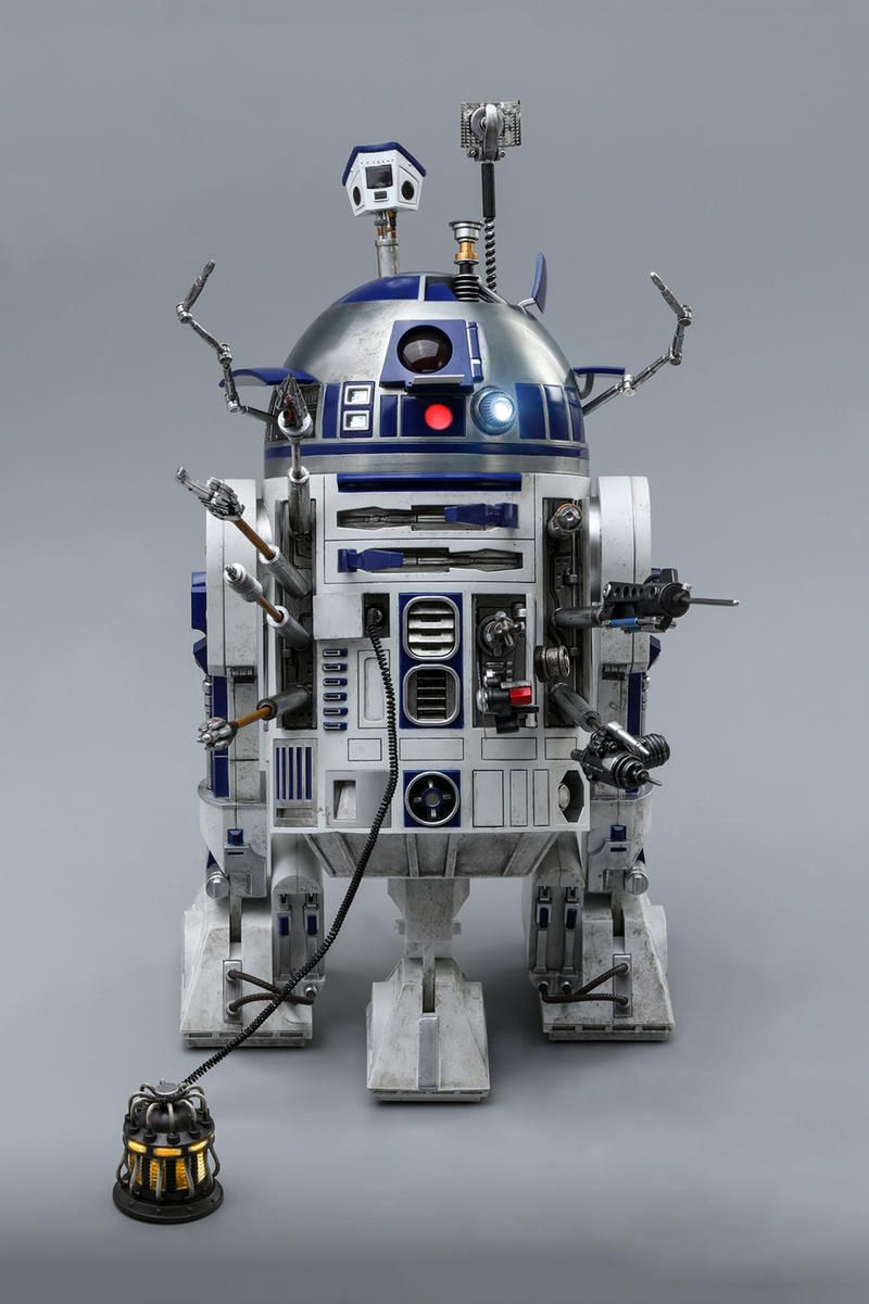 Hot Toys Star Wars R2-D2 Deluxe Sixth Scale Figure