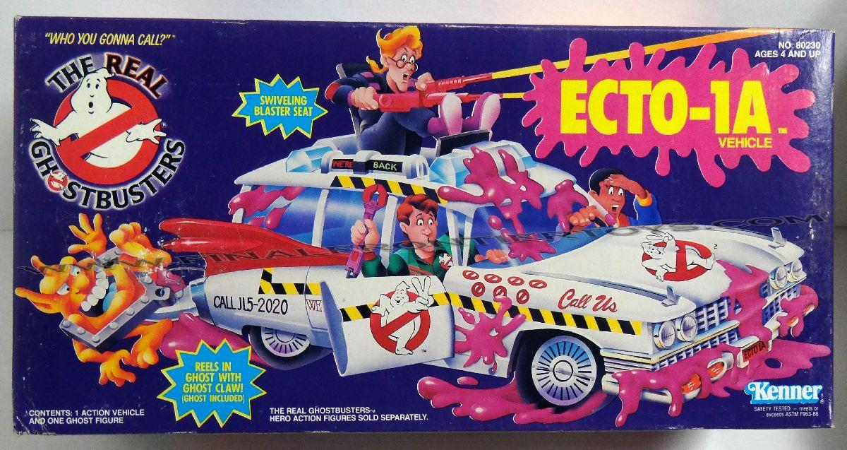 Kenner The Real Ghostbusters Ecto-1A Vehicle