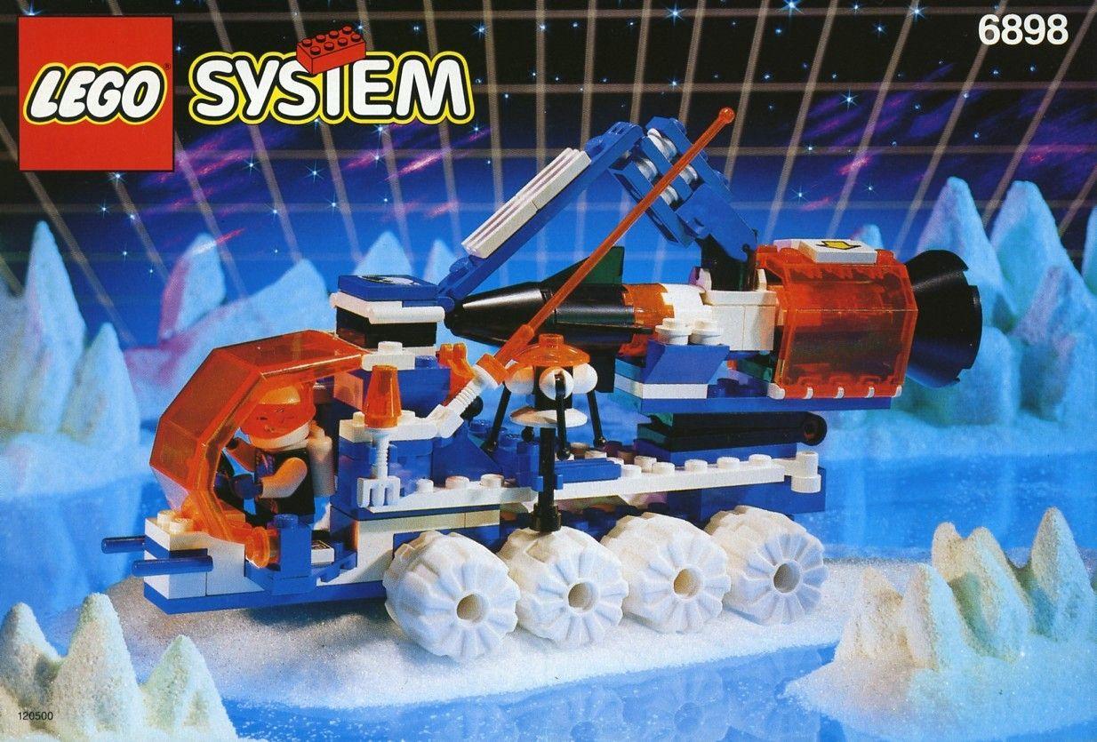 LEGO 6898 Ice Planet 2002