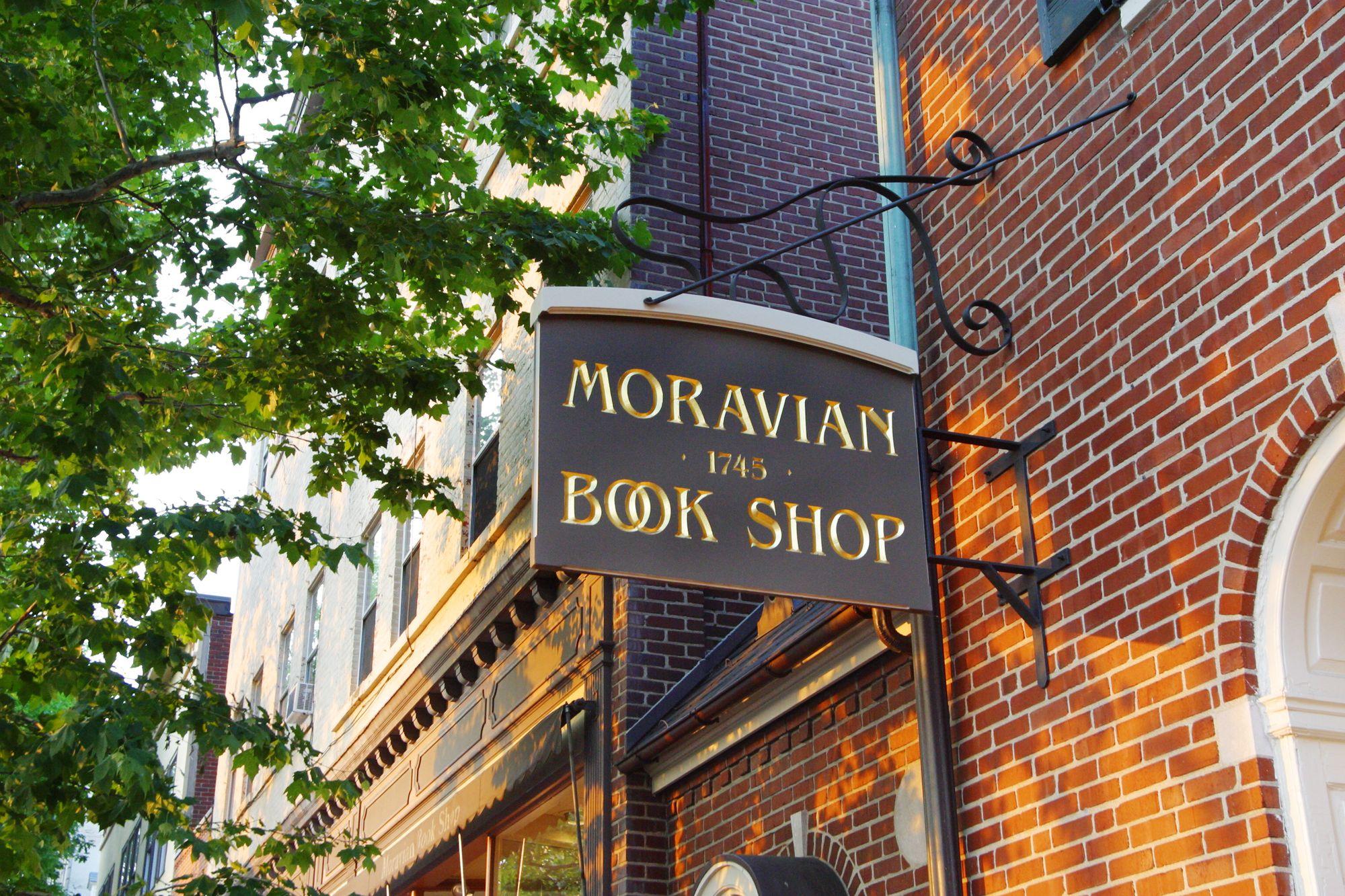 Moravian Book Shop in Bethlehem, PA