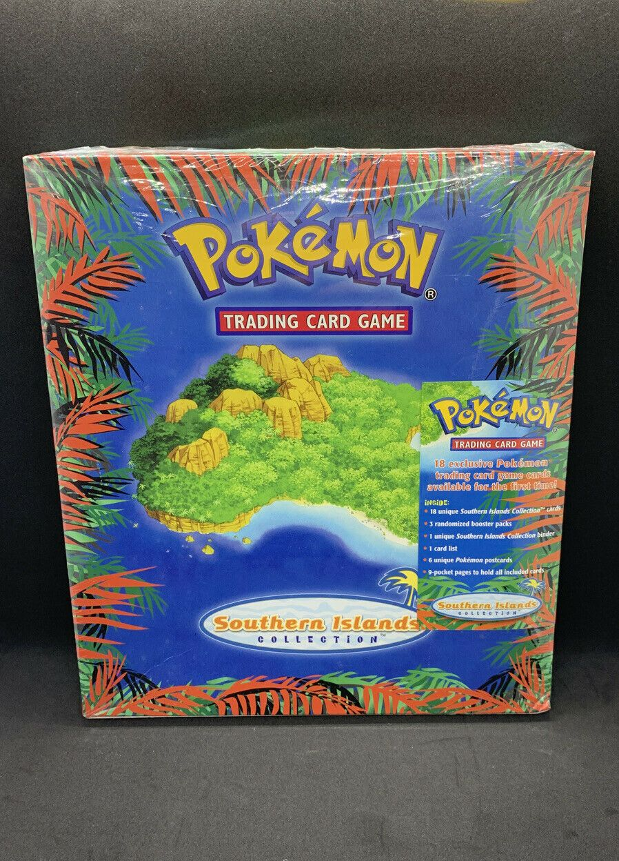 Pokémon Southern Islands Card Collection
