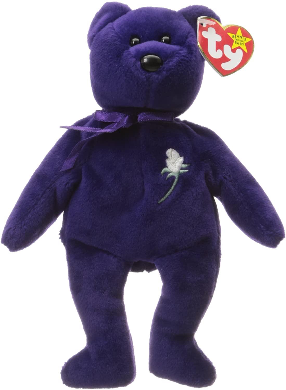 "Ty Beanie Babies ""Princess"" bear"