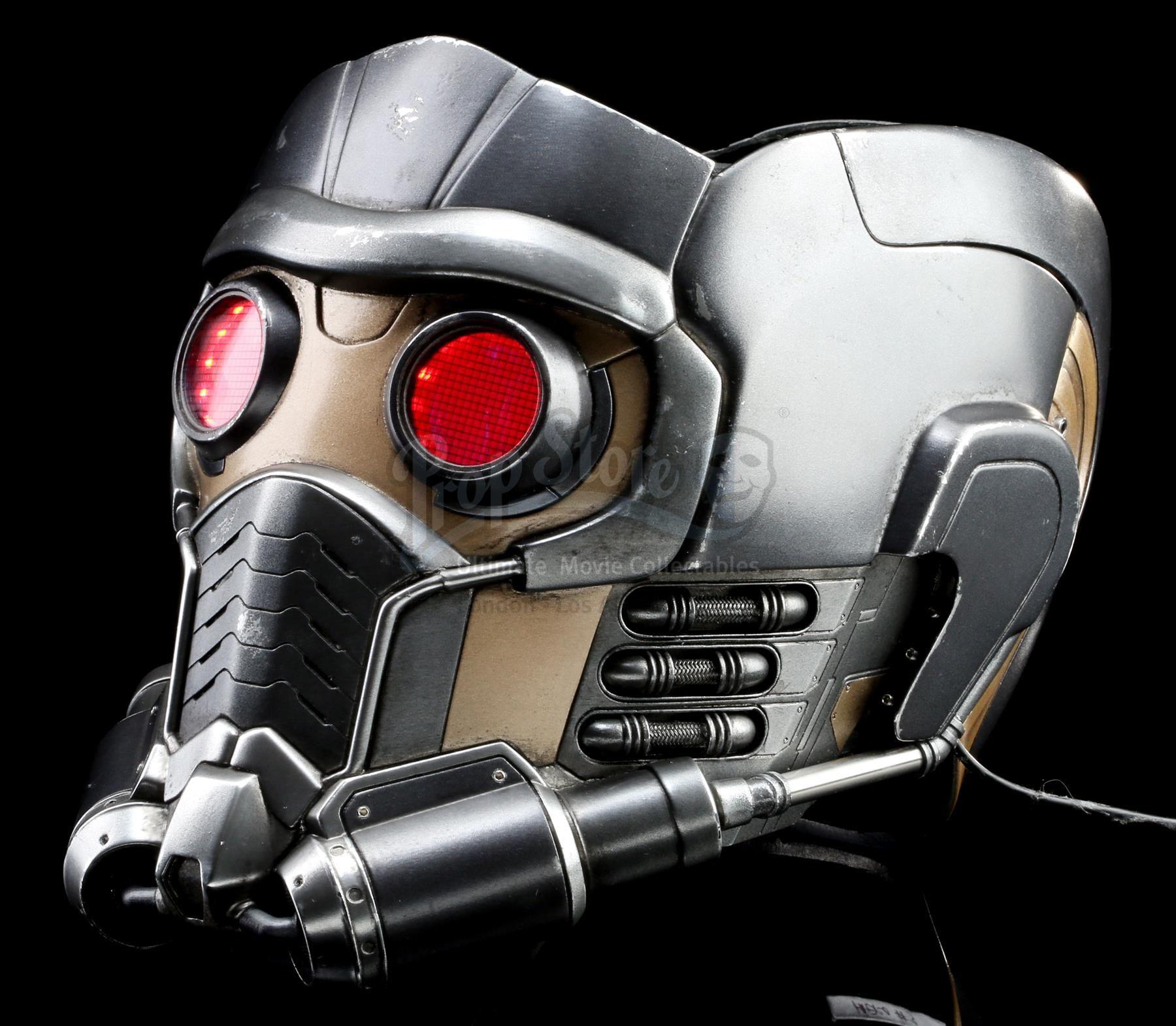 Peter 'Star-Lord' Quill's (Chris Pratt) Hero Helmet
