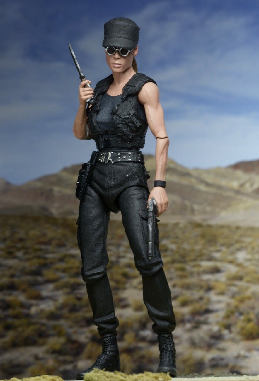 Sarah Connor action figure