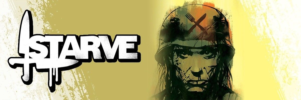 Starve is a comic series published by Image Comics