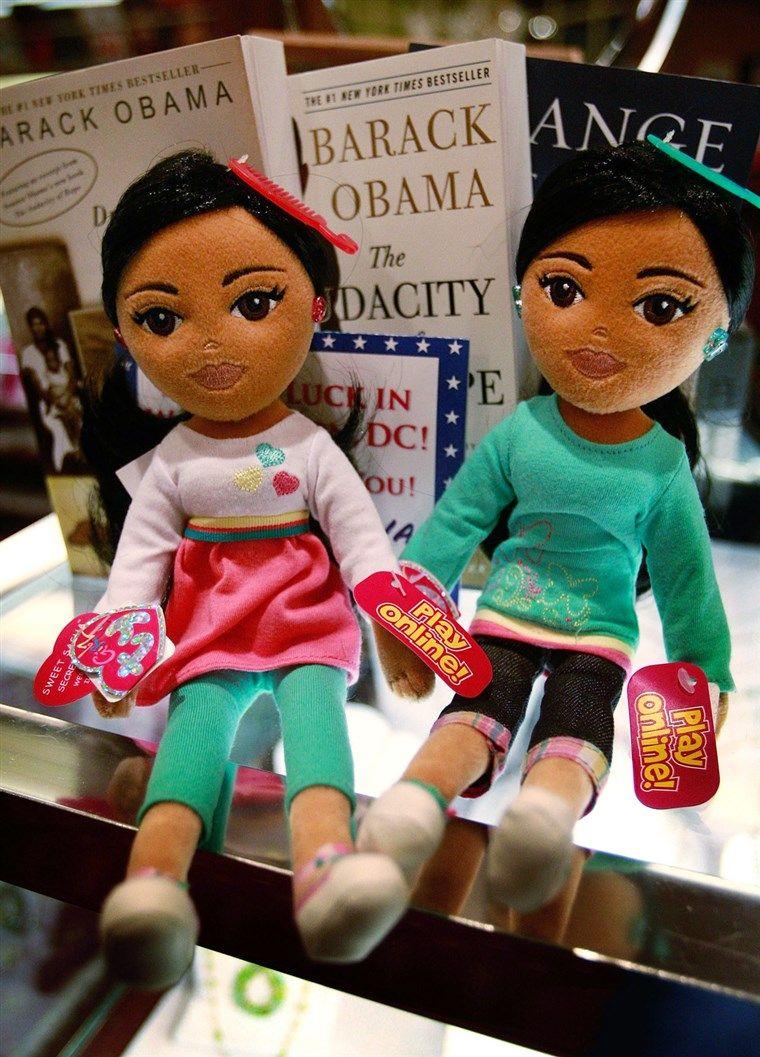Ty Girlz Sweet Sasha and Marvelous Malia dolls