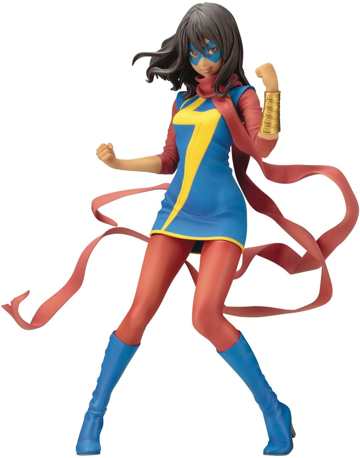 Kotobukiya Ms. Marvel (Kamala Khan) Statue