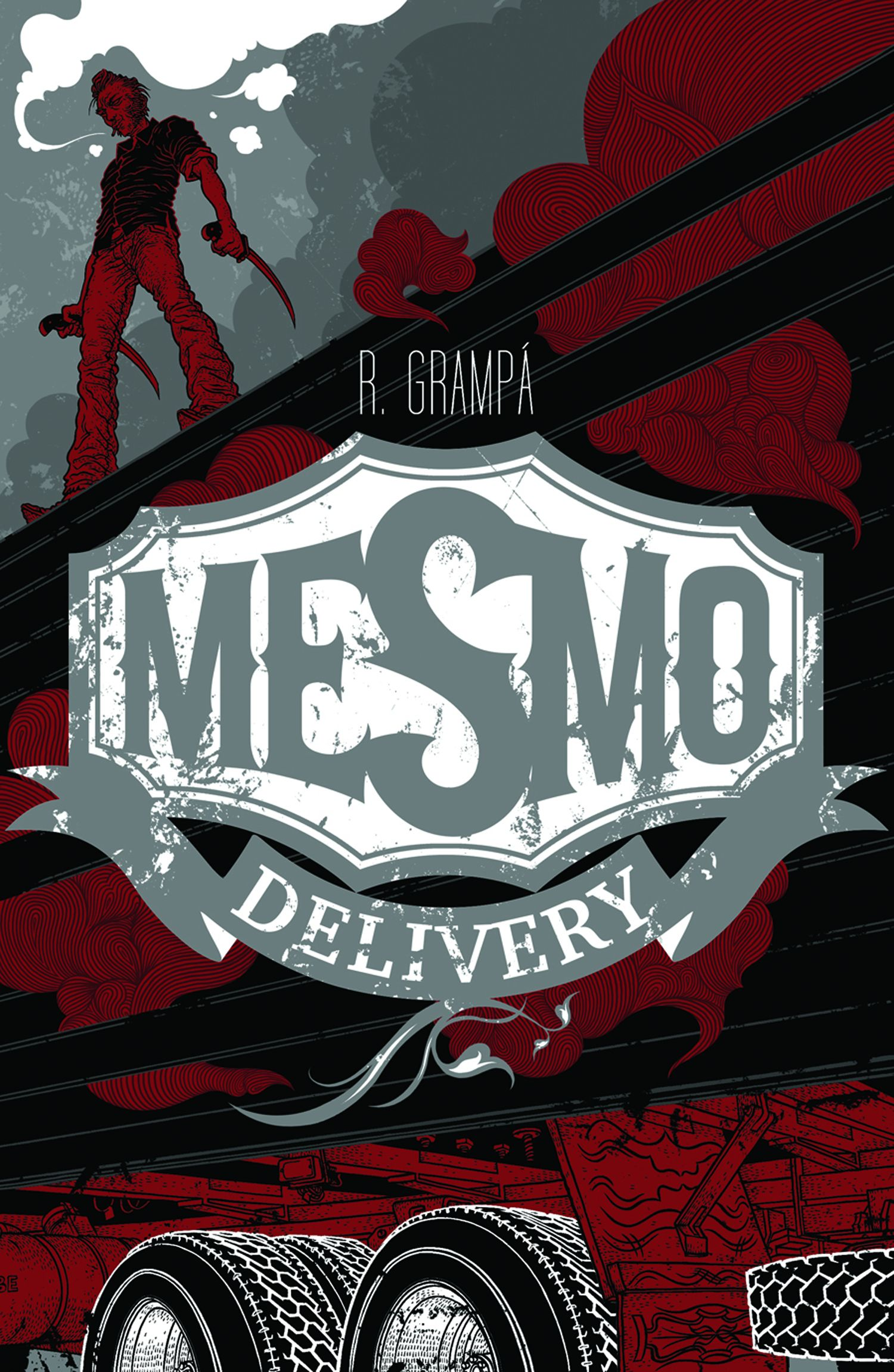 """AdHouse Books """"Mesmo Delivery"""""""