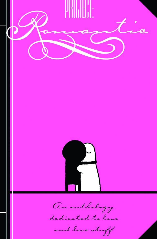 "AdHouse Books ""Project: Romantic"""
