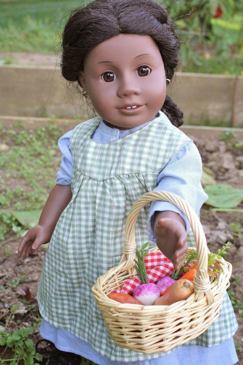 American Girl Addy Walker Doll