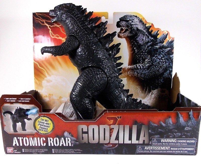 Bandai Atomic Roar Godzilla