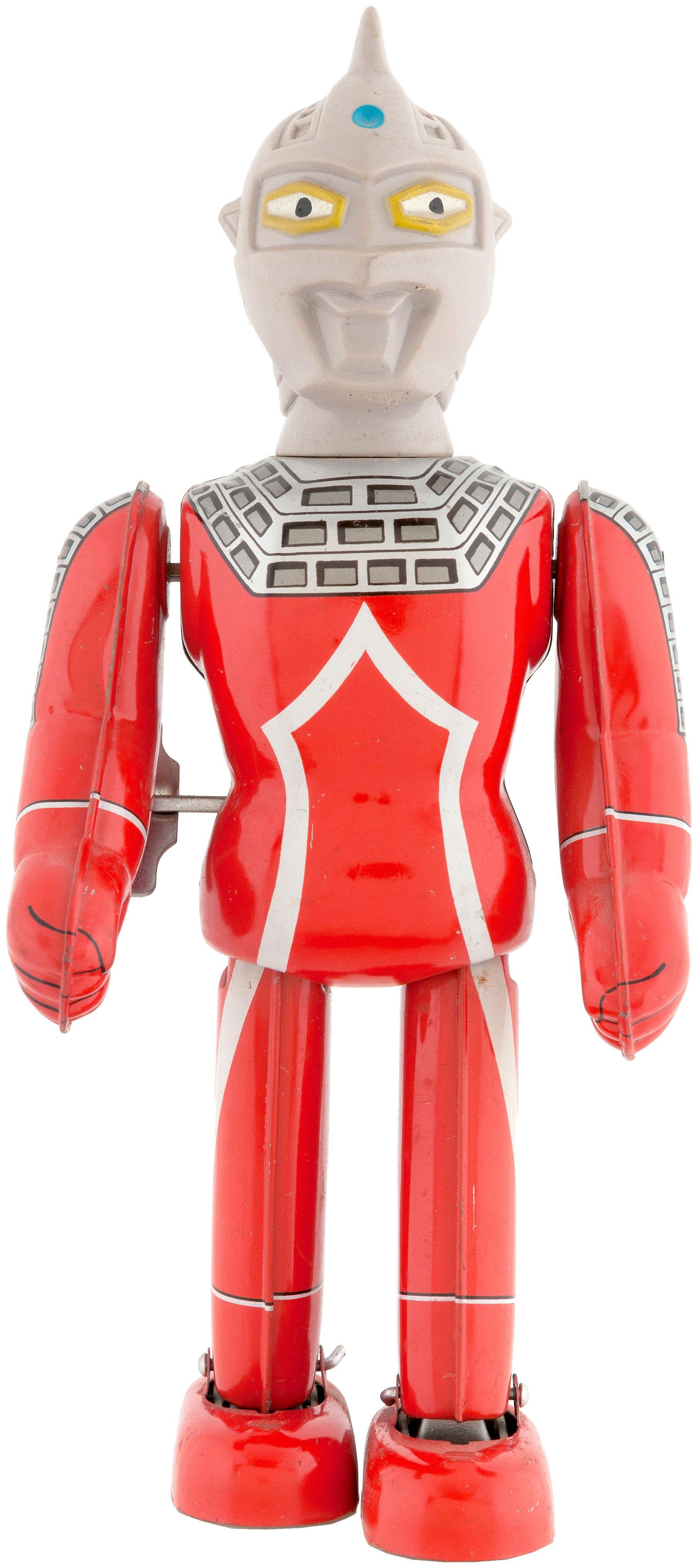 Bullmark wind-up Ultraman toy