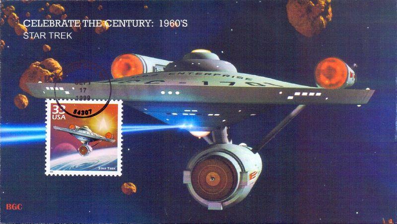 Celebrate The Century: 1960s Star Trek