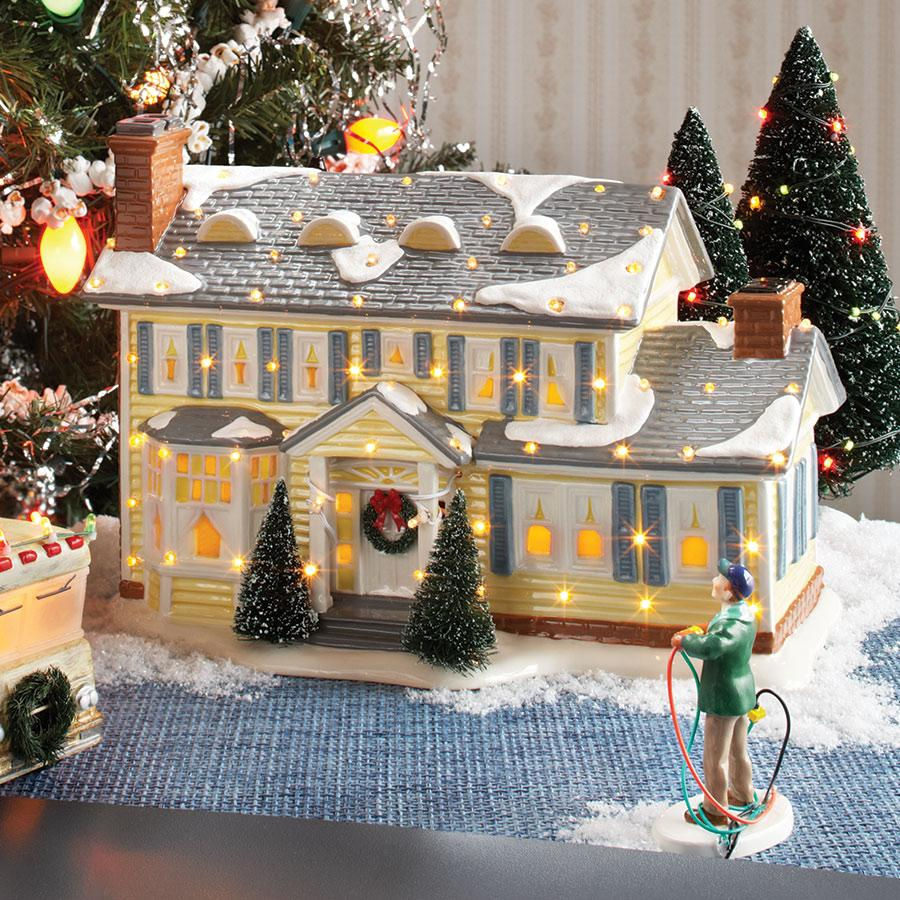 """Department 56 The Original Snow Village """"The Griswold Holiday House"""""""