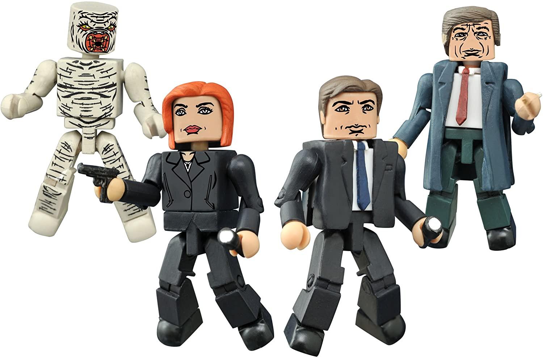 Diamond Select Toys The X-Files Minimates