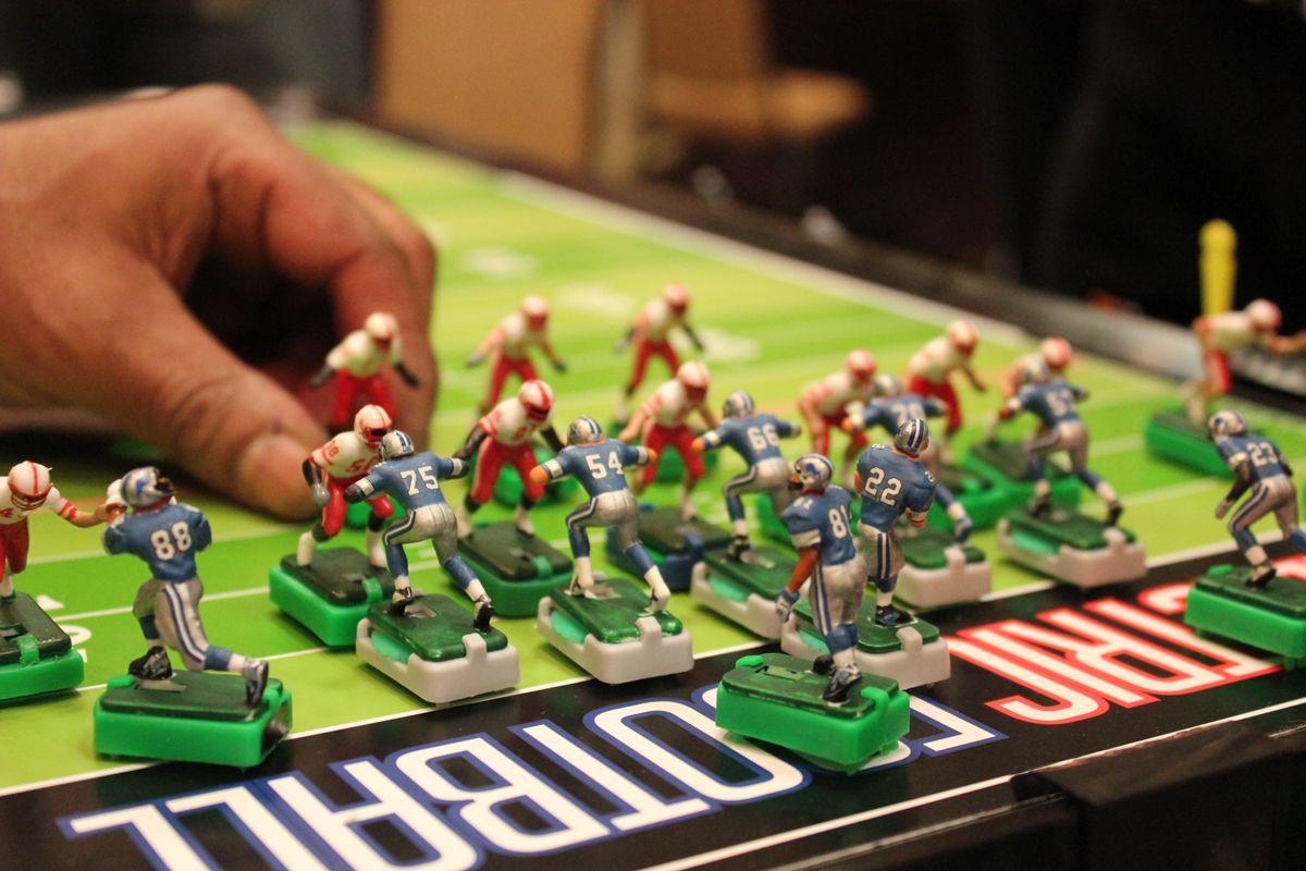 Tudor Games Electronic Football