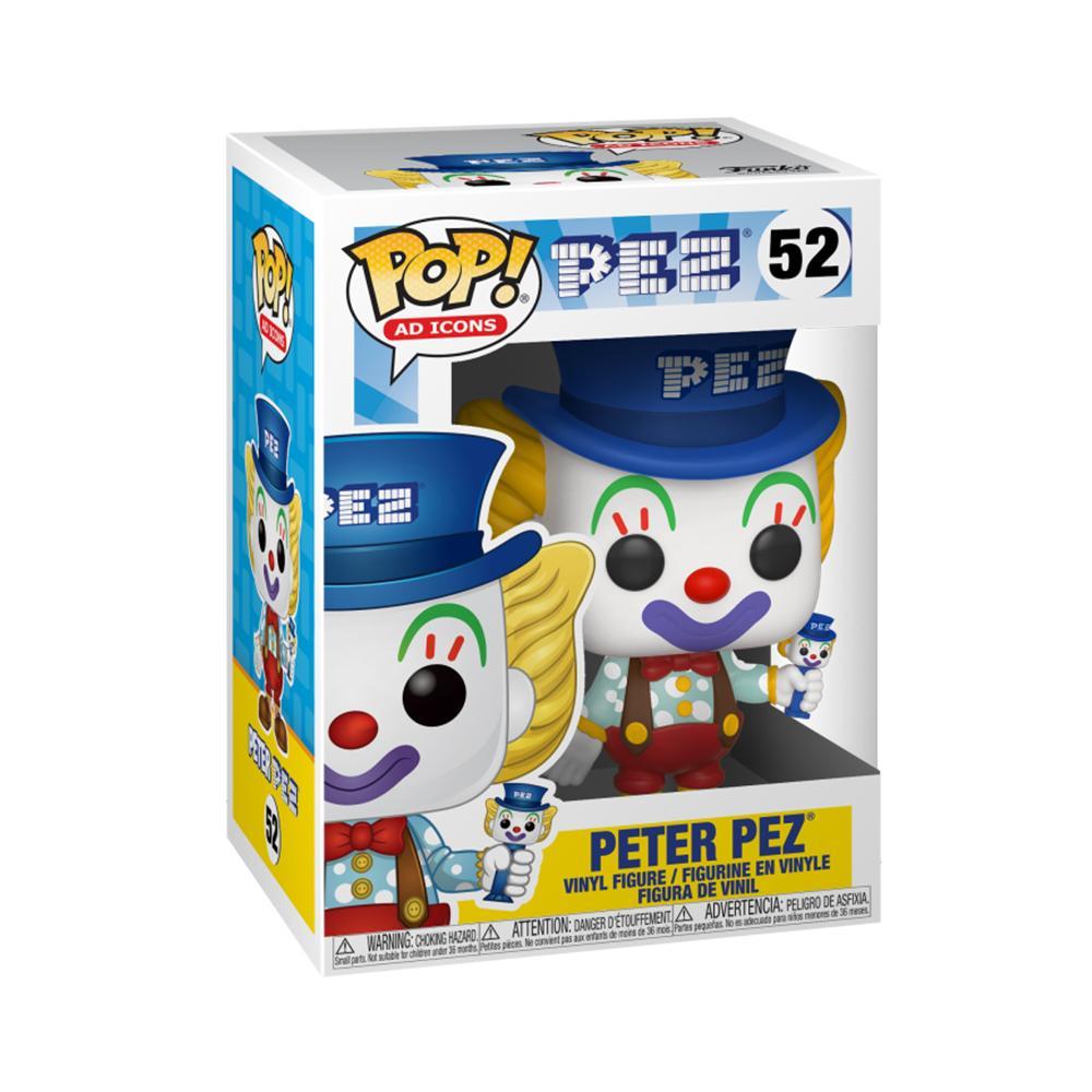 Funko Pop! Ad Icons #52 Peter Pez Vinyl Figure