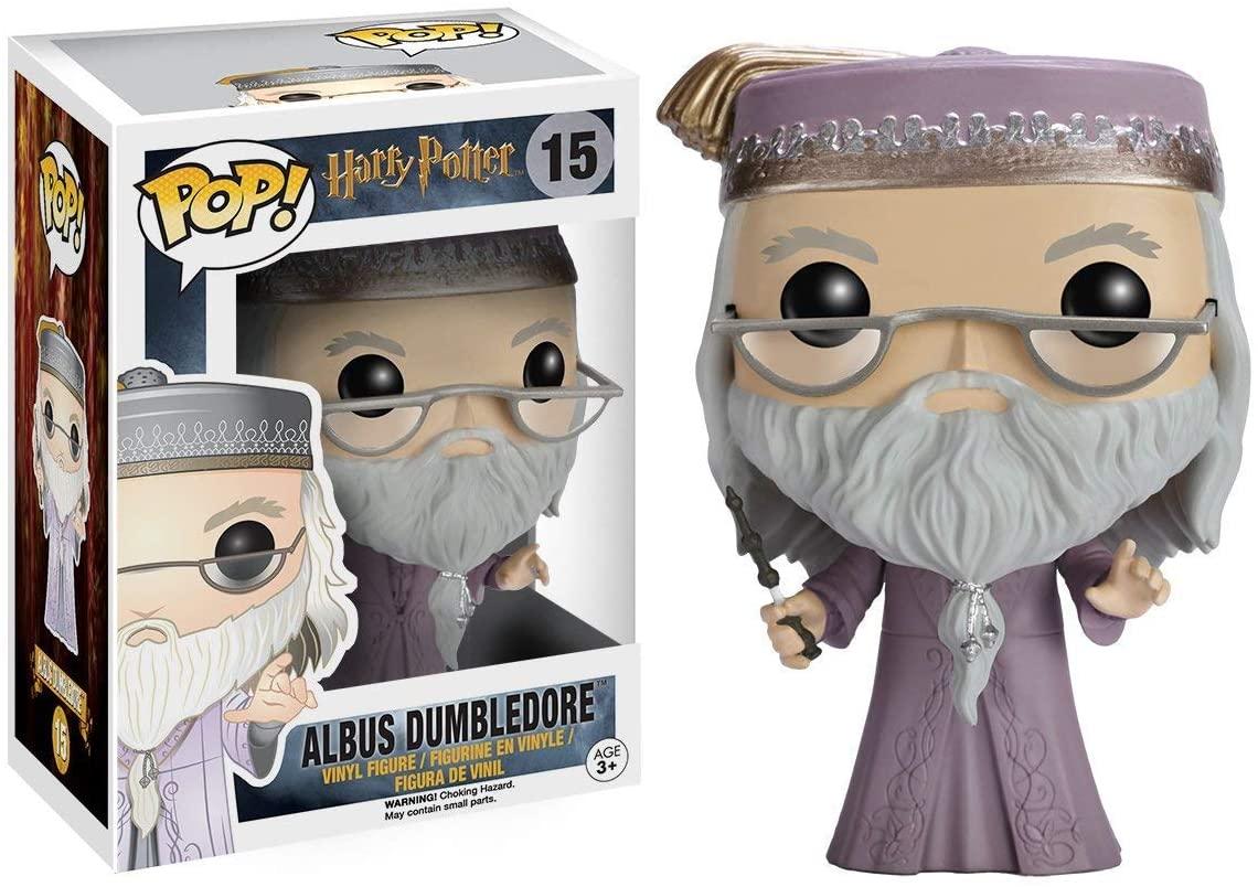 Funko Pop! Harry Potter #15 Albus Dumbledore Vinyl Figure