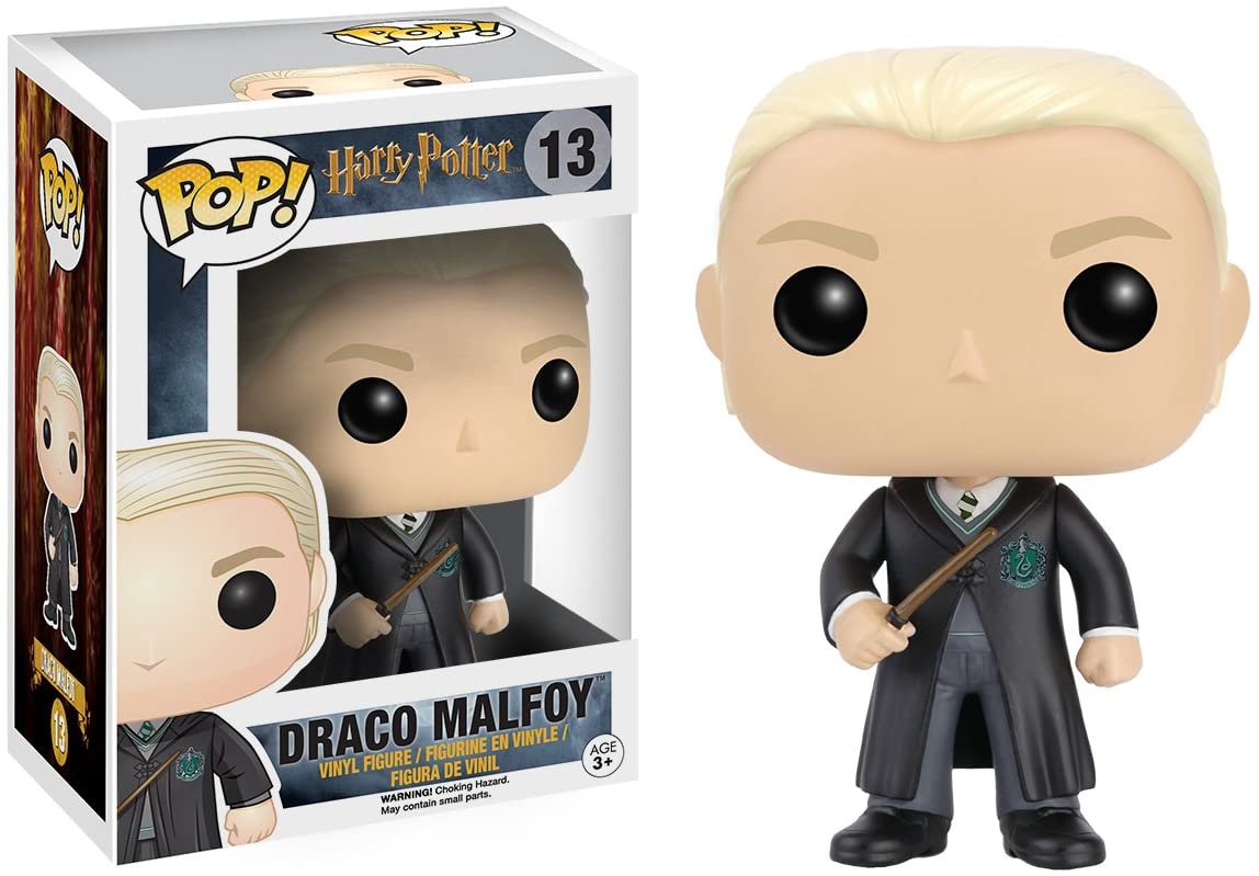 Funko Pop! Harry Potter #13 Draco Malfoy Vinyl Figure
