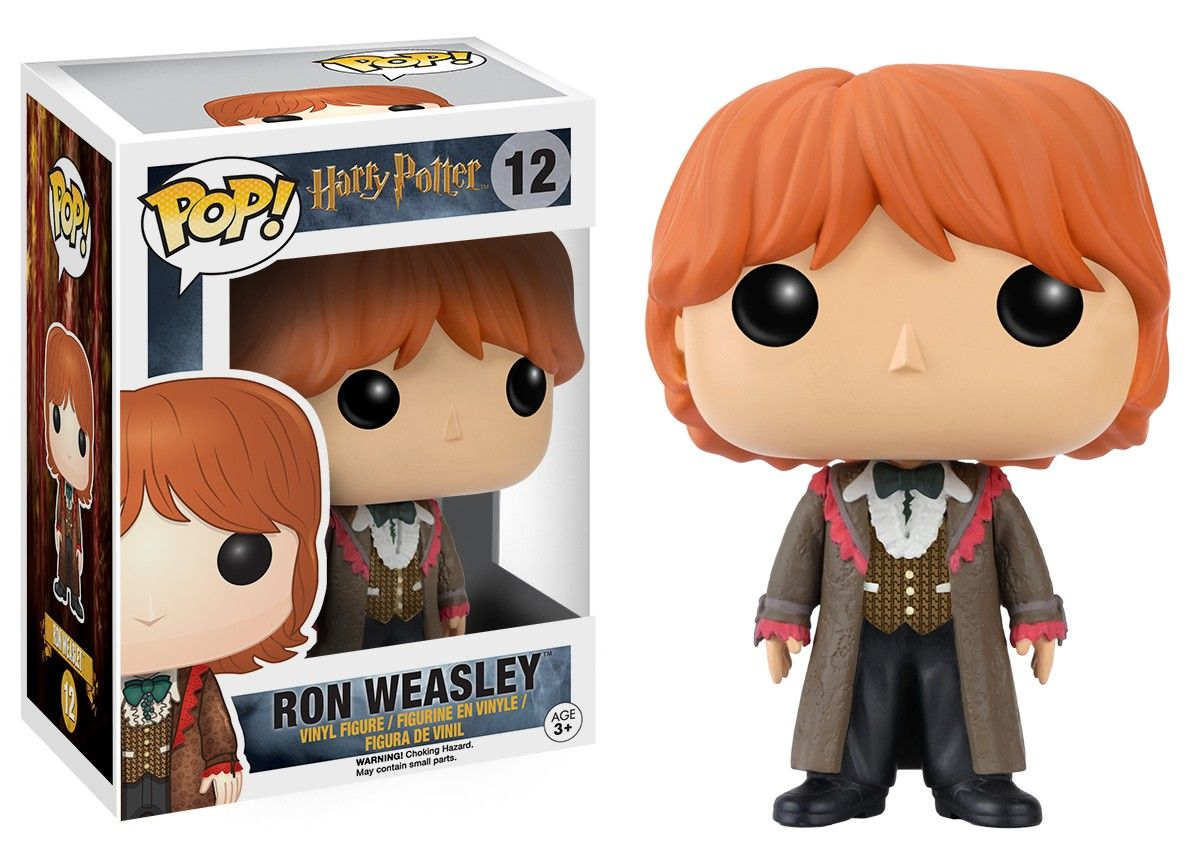 Funko Pop! Harry Potter #12 Ron Weasley (Yule Ball) Vinyl Figure