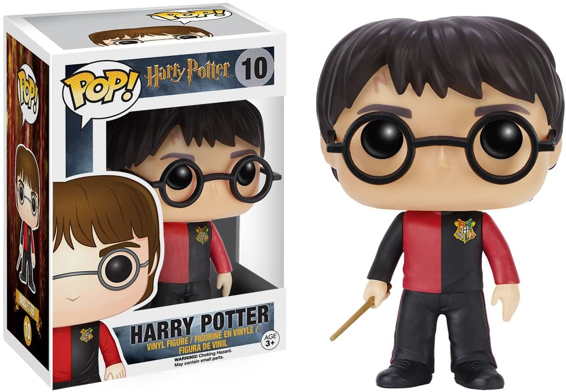 Funko Pop! Harry Potter #10 Harry Potter Tri-Wizard Tournament Uniform Vinyl Figure