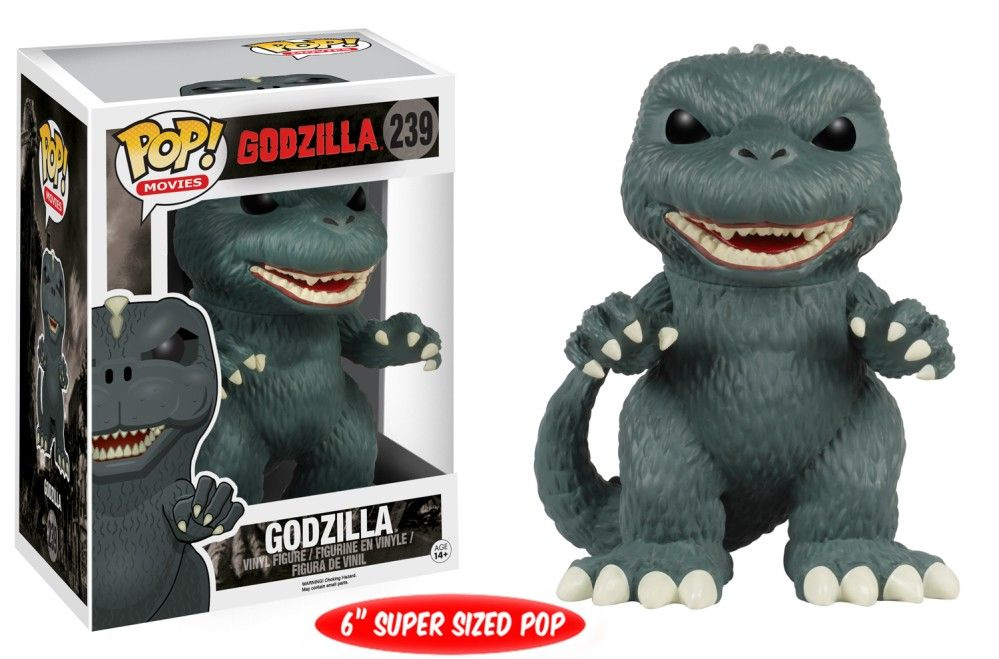 Funko Pop! Movies Godzilla Vinyl Figure