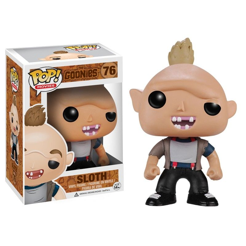 Funko Pop Movies The Goonies #76 Sloth Vinyl Figure