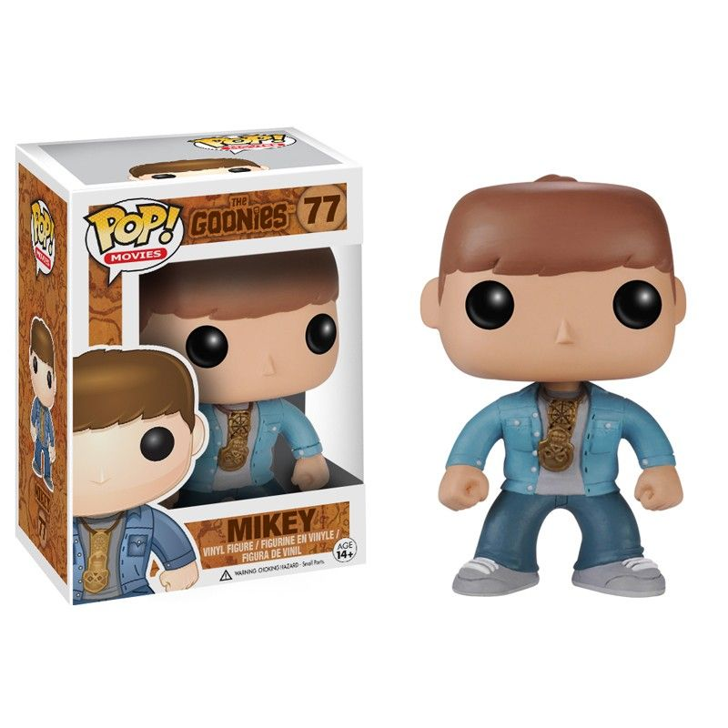 Funko Pop Movies The Goonies #77 Mikey Vinyl Figure