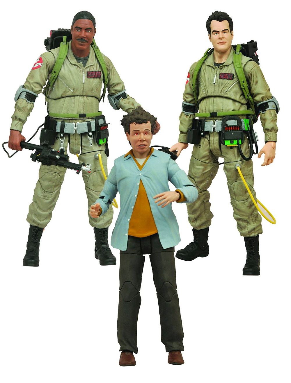 Ghostbusters Select Series 1 Action Figures