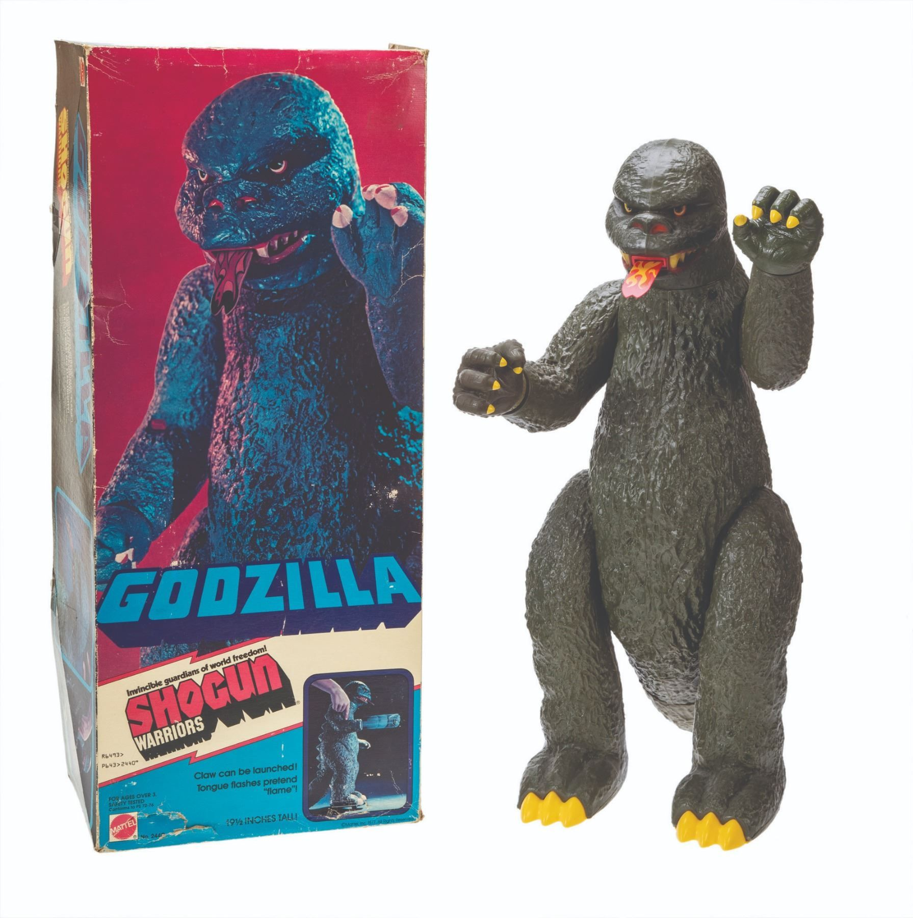 Godzilla Shogun Warriors Figure