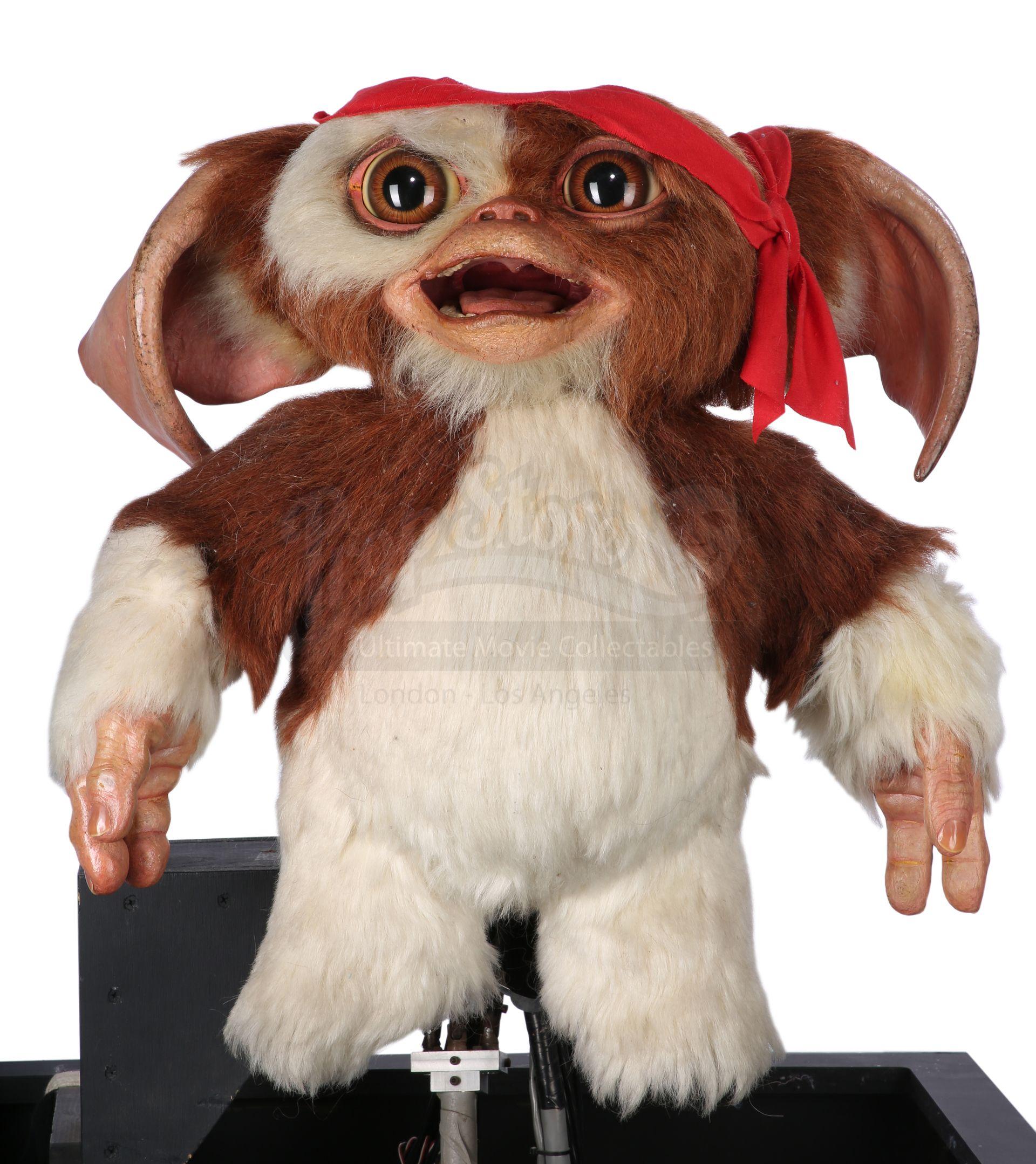 Gremlins prop puppet