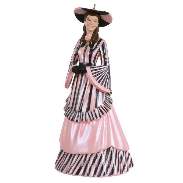 Hallmark Keepsake Ornament Gone With The Wind Scarlett O'Hara