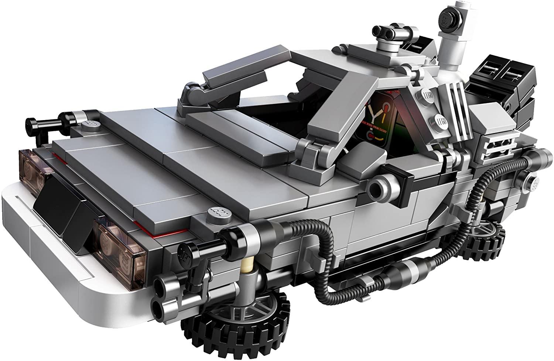 LEGO CUUSOO 21103 Back To The Future DeLorean Time Machine