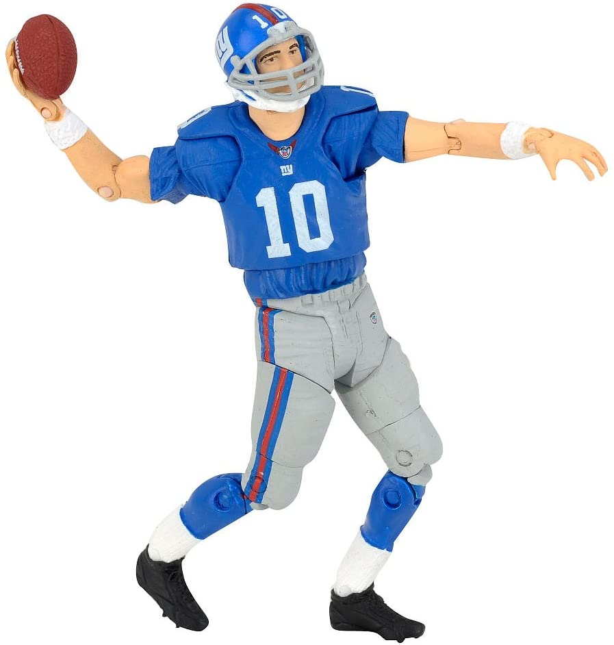McFarlane Toys NFL Playmakers Eli Manning Action Figure