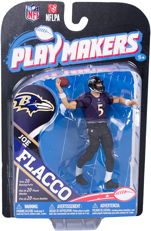 McFarlane Toys NFL Playmakers Joe Flacco Action Figure
