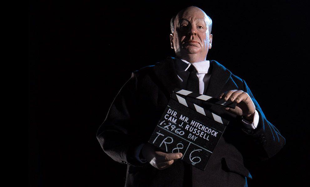 Mondo's Alfred Hitchcock action figure