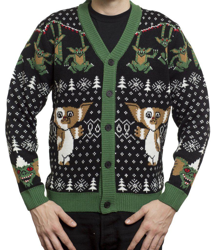 Mondo Gremlins Knit Sweater