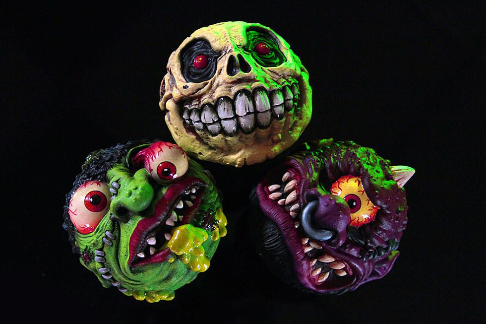 MondoBalls Series 1 released in 2016