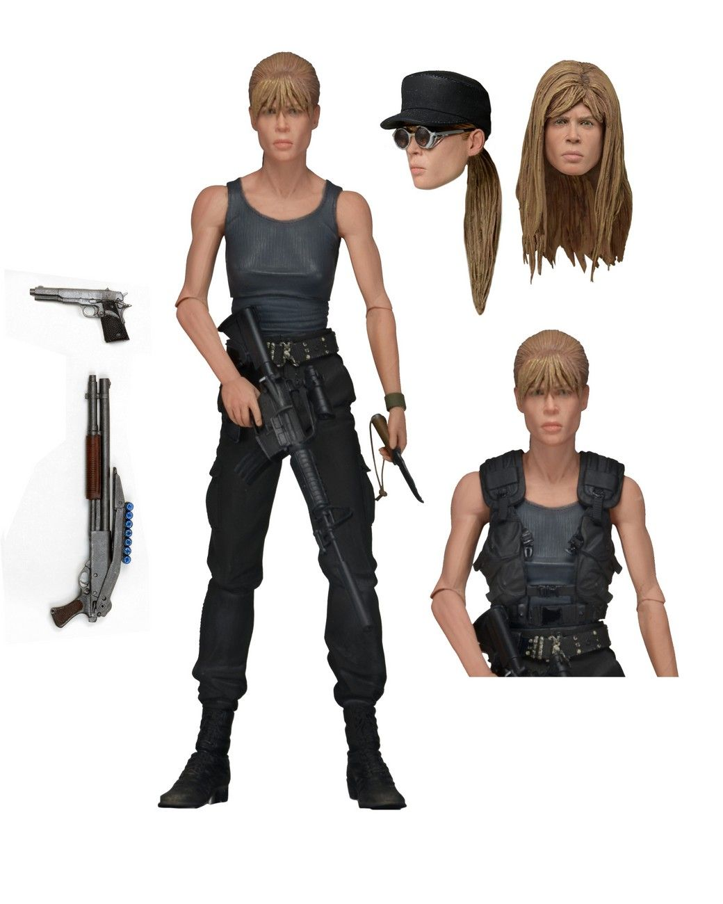 "NECA Ultimate Sarah Connor 7"" Action Figure"