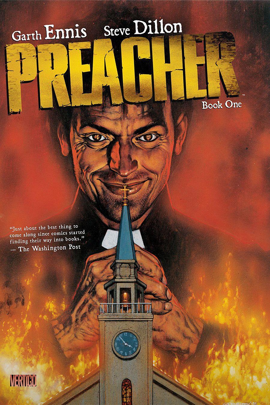 "Vertigo Comics ""Preacher"" Book One"