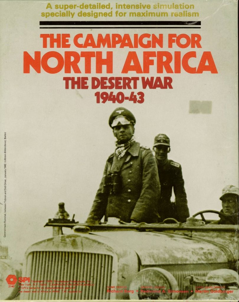 The Campaign For North Africa