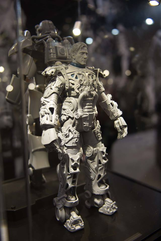 threezero Fallout 4 Power Armor action figure